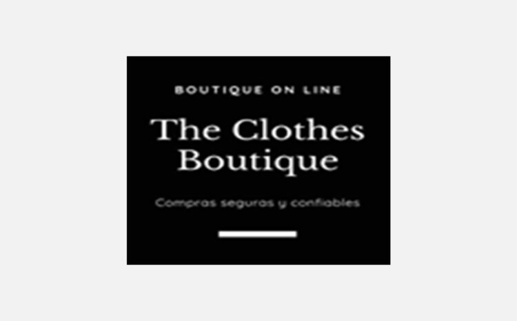 The Clothes Boutique